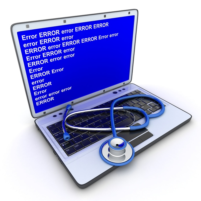 Laptop memory error