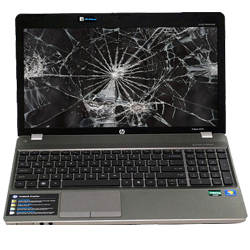 Laptop Broken LED / LCD Display