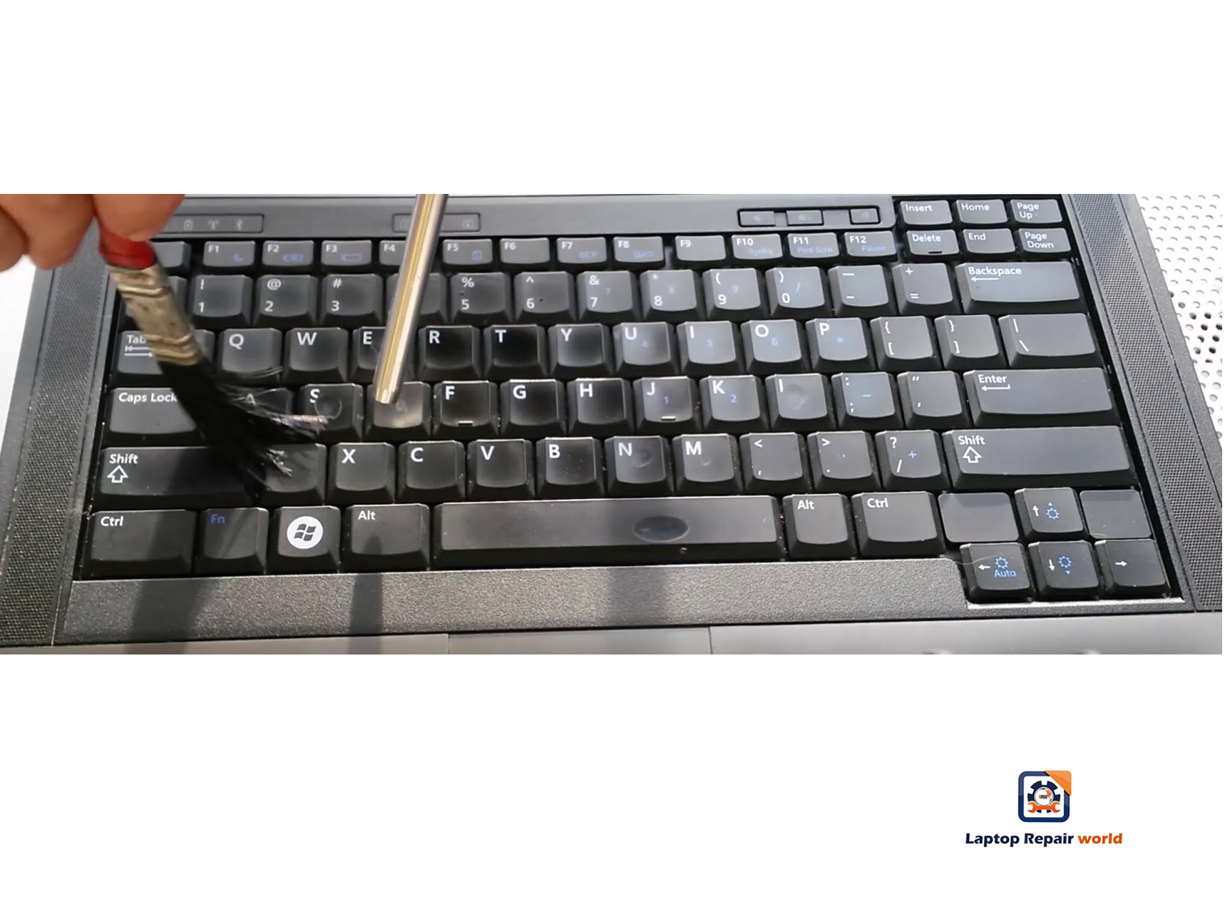 How to Keep Your Keyboard Clean? - Laptop Repair World