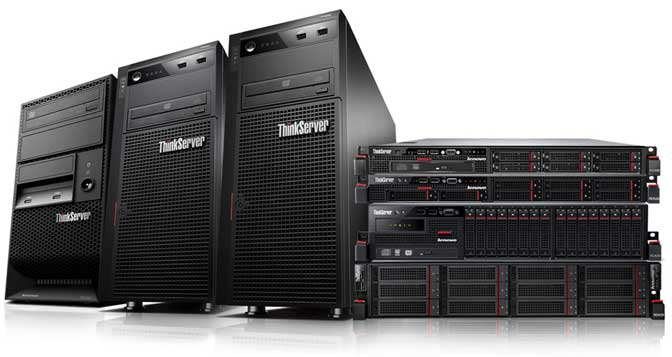 Lenovo Server Price List