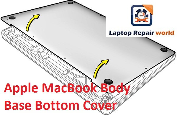 Apple MacBook Body Base Bottom Cover