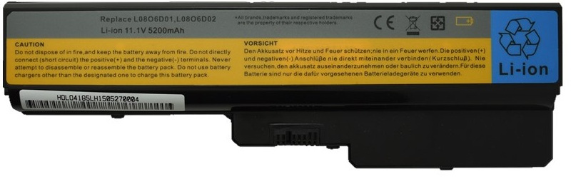 Battery for Lenovo Laptop