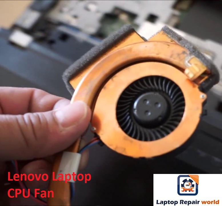 Lenovo Laptop CPU Fan