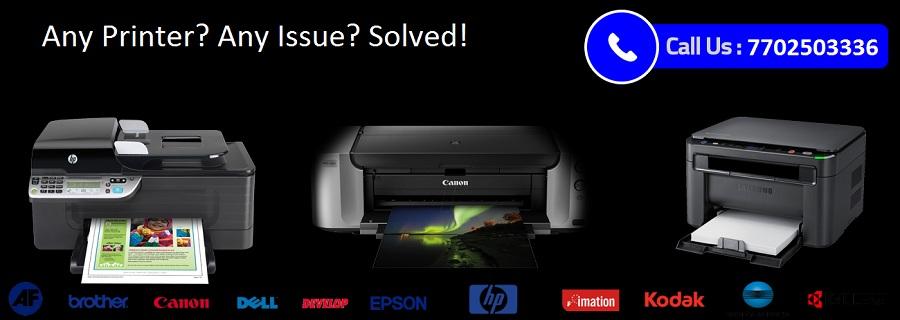 Printer Repair Service in Hyderabad