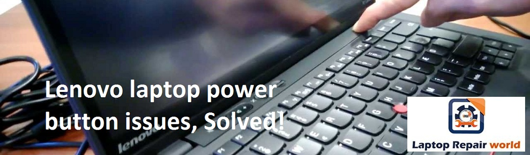 Repair Replacement of Power Button for Lenovo Notebook