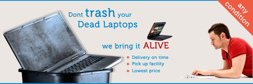 Computer Support Service for Laptop Repair Center