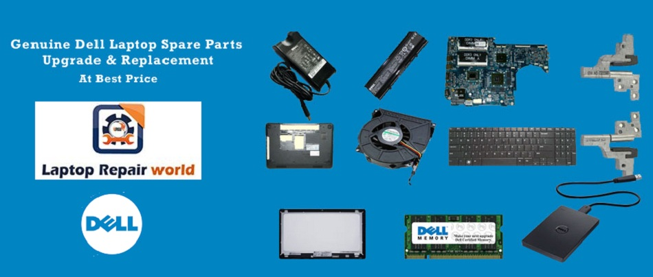 Dell Laptop Parts in Hyderabad Secunderabad