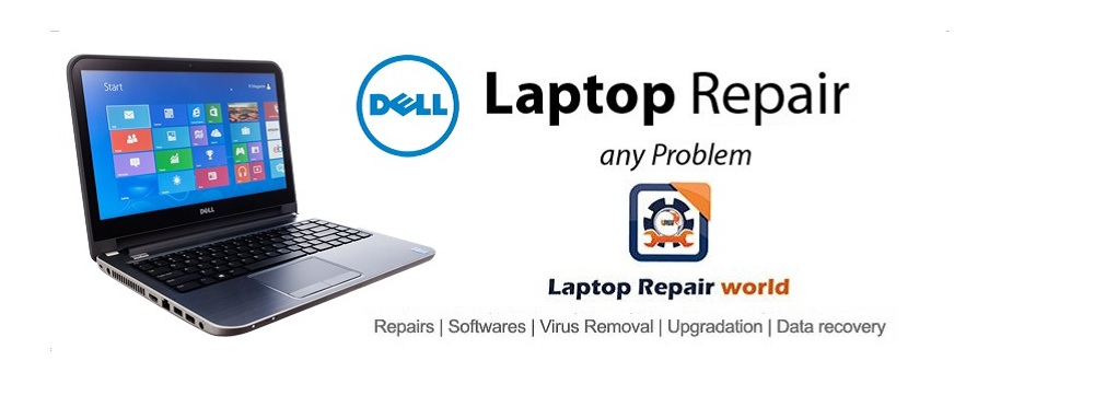 Dell Laptop Service Center in Hyderabad