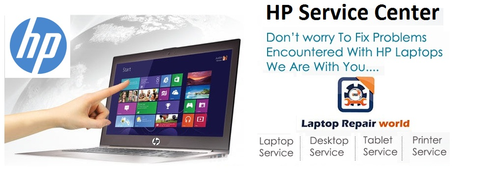 HP Service Center in Hyderabad