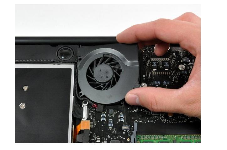 Apple MacBook Pro Retina 15 Inch A1707 CPU Cooling Fan
