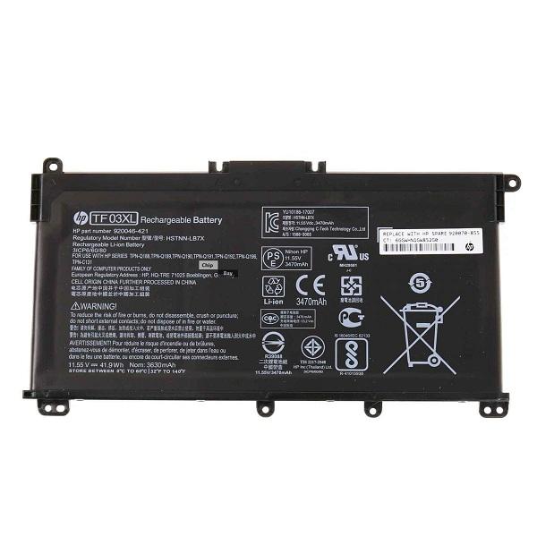HP Pavilion X360 14-CD 14-BF 15-DA TF03XL Battery