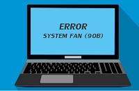 laptop fan error