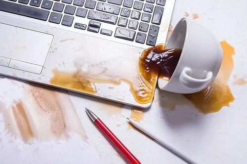 MacBook Laptop Liquid Spill Repair