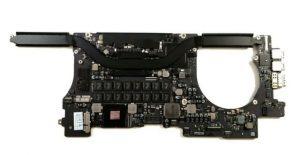Apple Macbook Pro Retina A1398 Logic Board Motherboard