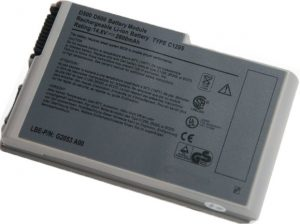 Dell Latitude D510 6 Cell Battery