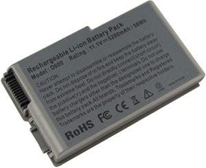 Dell Latitude D510 6 Cell Battery Hyderabad